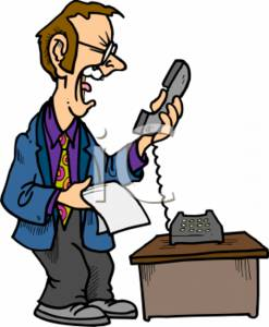 Telephone clipart angry Call Phone Clipart  Angry