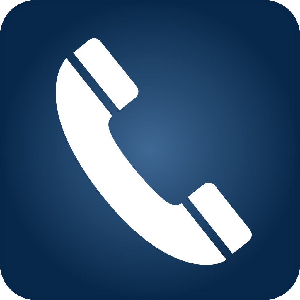 Telephone clipart blue png Icons Icon Icon #3616 Gradient