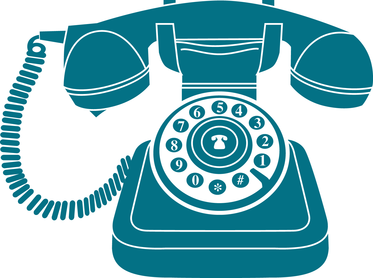 Telephone clipart blue png Phone PNGMart Free Images Transparent