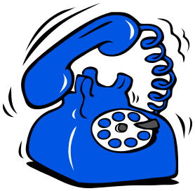 Telephone clipart blue png Pngtransparent /telephone/ringing_phone ringing blue