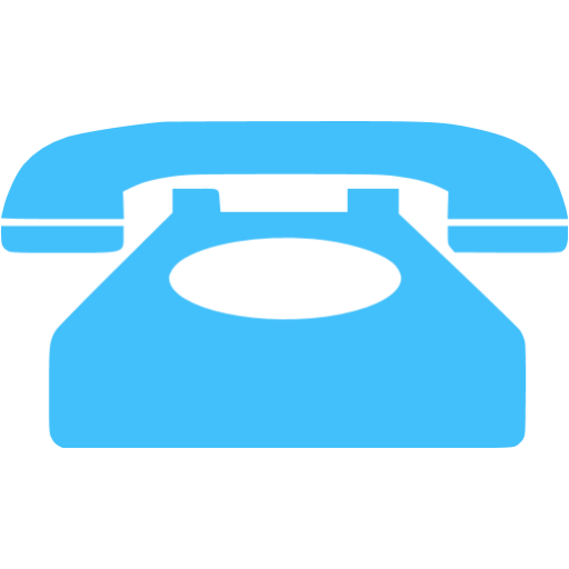 Telephone clipart blue telephone Free 41 phone caribbean icon