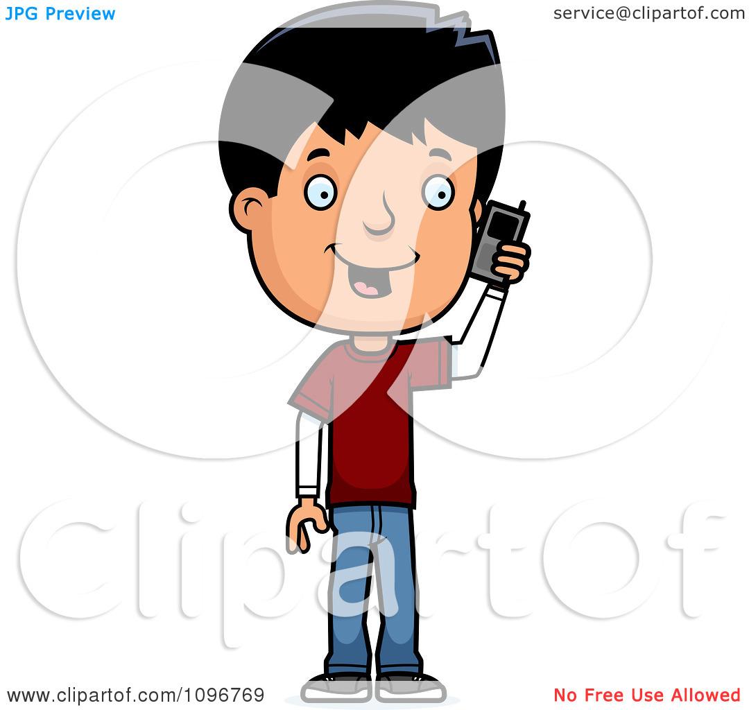 Phone clipart boy Telephone Telephone On Clipart Clipart