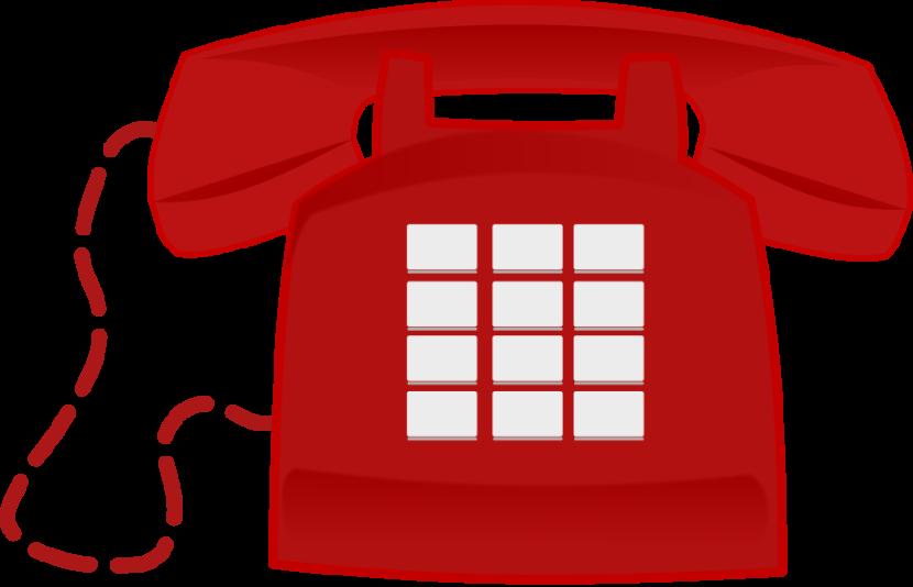 Telephone clipart cartoon Phone WikiClipArt Animated clipart Telephone