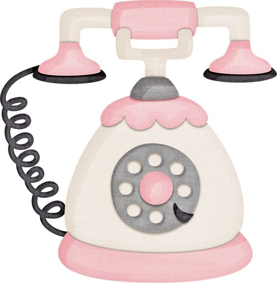 Telephone clipart colorful Download clipart Cliparts Free Free