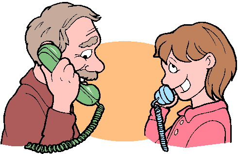 Telephone clipart communication Art 0  clip image