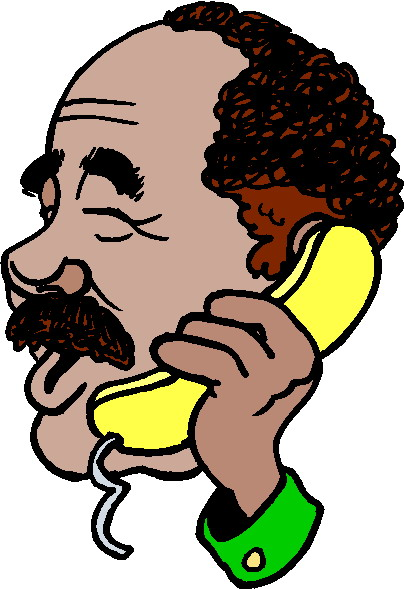 Telephone clipart communication Telephone Clip Image #7531 Clip