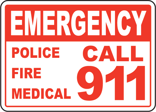 Telephone clipart emergency contact Emergency Library Cliparts Emergency Emergency
