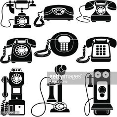 Telephone clipart first telephone Fashioned clipart Painting Home Life