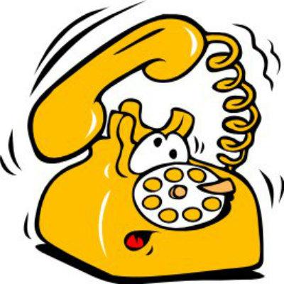 Telephone clipart funny Telephone Funny Telephone ARTSY