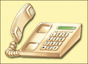 Telephone clipart gold Free gold  and Graphics