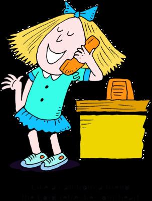Telephone clipart heart Call a friend schliferaward Call