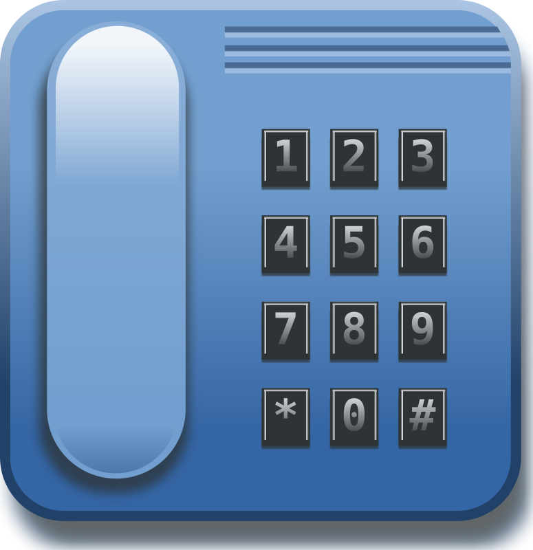 Telephone clipart home phone Telephone of telephone clipart image