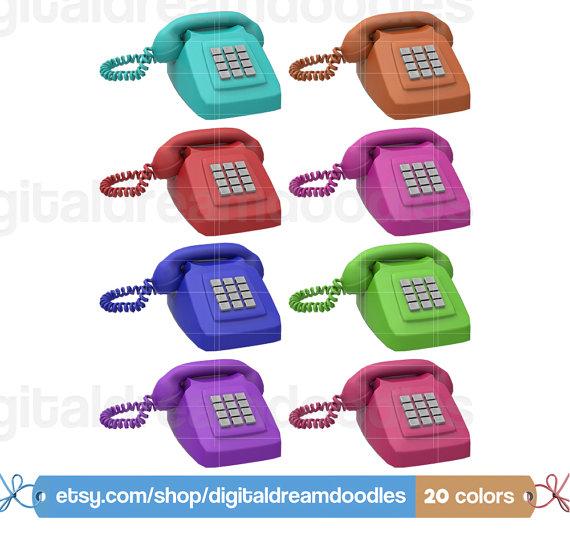 Telephone clipart home phone Telephone Home Clipart Phone Image