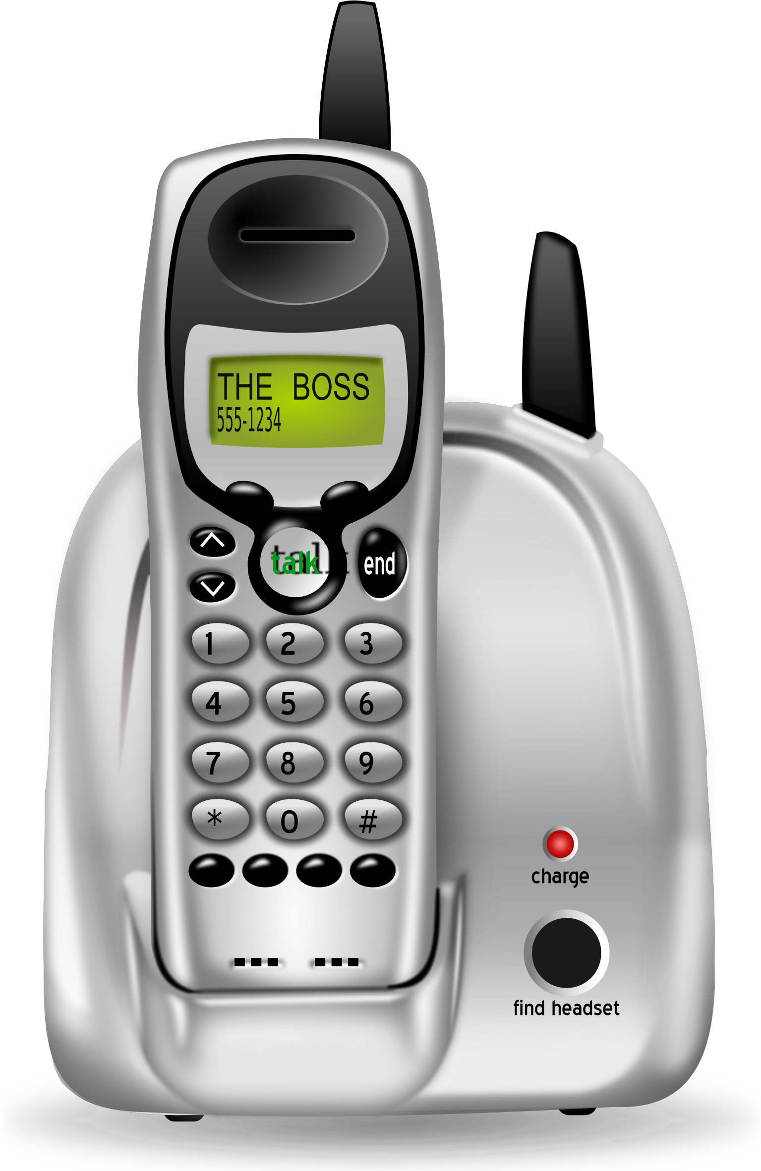 Telephone clipart home phone Phone Clipart home home phone