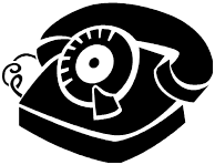 Phone clipart landline phone Dial take Rotary and My
