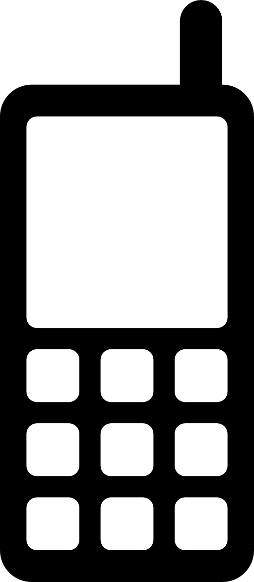 Telephone clipart mobile logo On clipart Mobile Clip Art