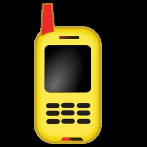 Mobile vector Clker Mobile Clip