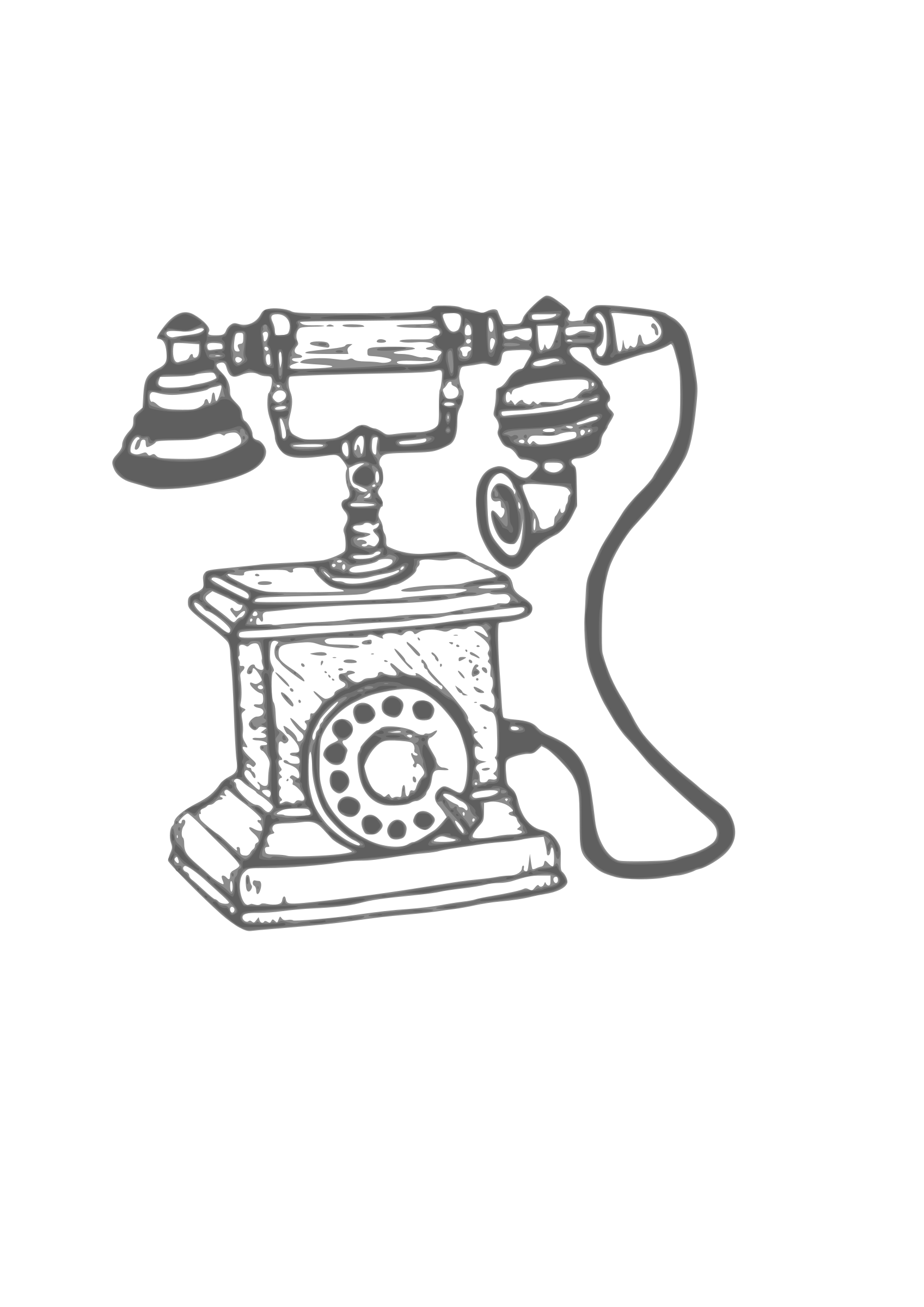 Telephone clipart old phone Phone old old Clipart phone