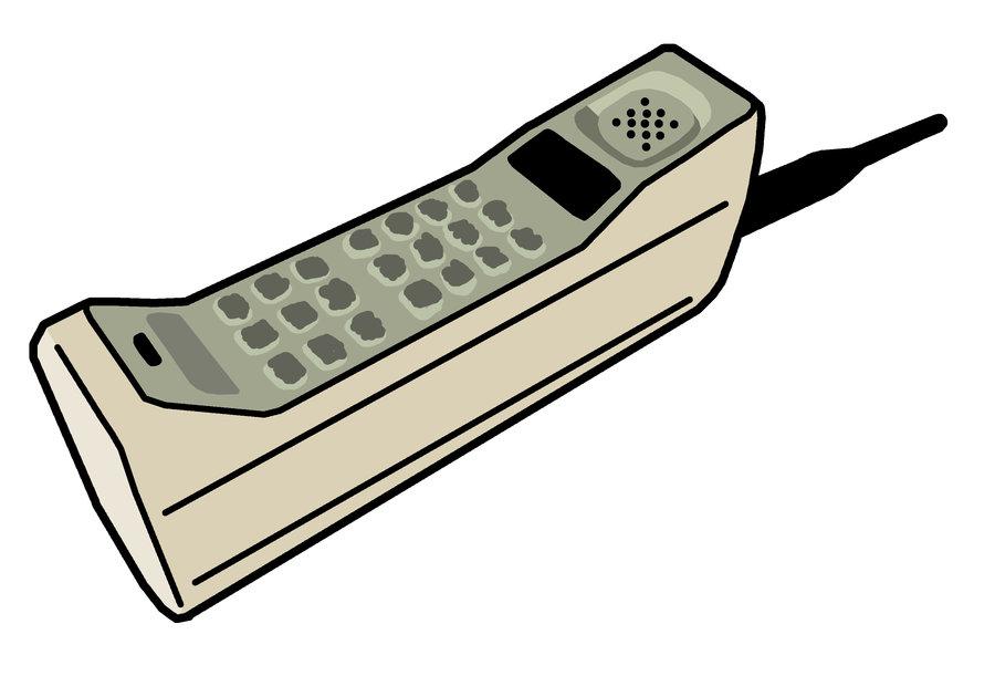 Phone clipart school #7