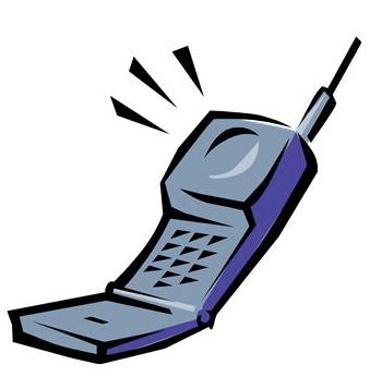 Phone clipart school #14