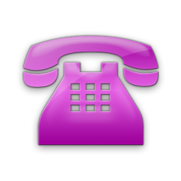 Phone clipart pink Icons #084864 Traditional Icon (Phone)