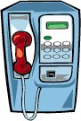 Telephone clipart public phone Photos and Clipart  Free