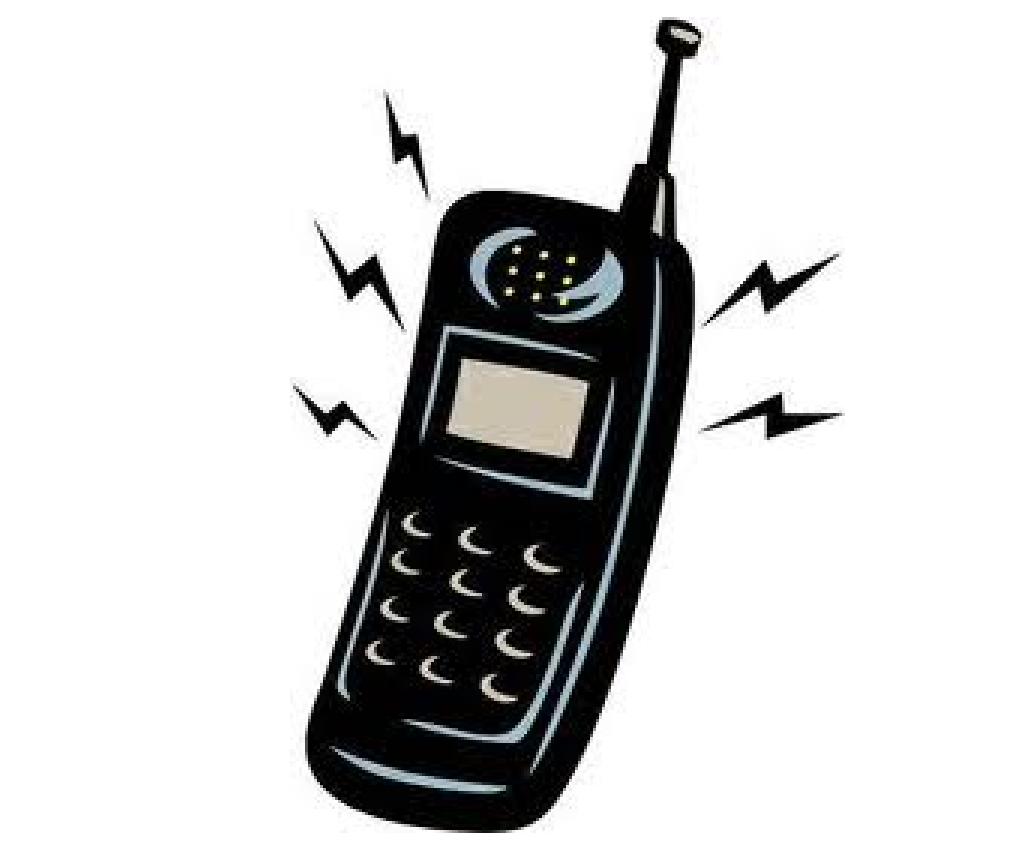 Telephone clipart rang Phone Clipart Clipart (2848) Images