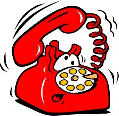 Telephone clipart rang Caller Clipart Images Clipart Free