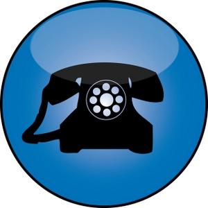 Telephone clipart rotary phone Clipart Telephone Image Telephone Image: