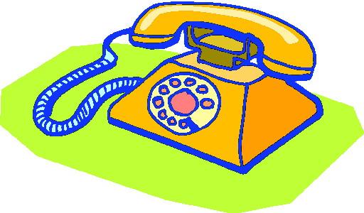 Telephone clipart tel Telephone of art Telephone image