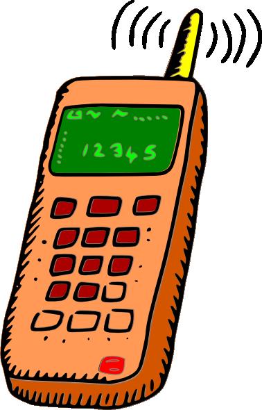 Phone clipart school #3
