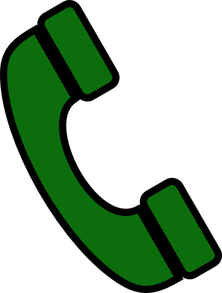 Phone clipart animated #6