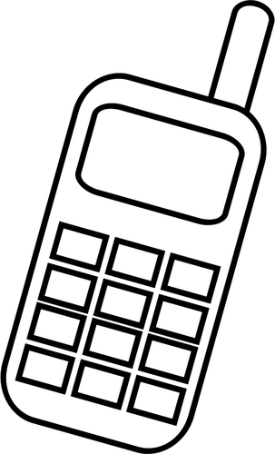 White clipart cellphone Cell clipart phone white Cell