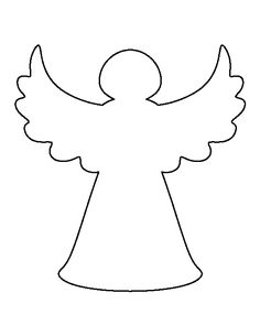Templates  clipart angel Pinterest for creating scrapbooking printable