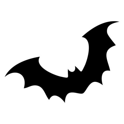 Shadow clipart bat #14