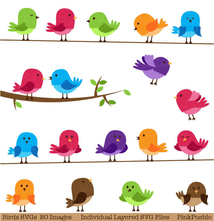 Red Headed Finch clipart violet #2
