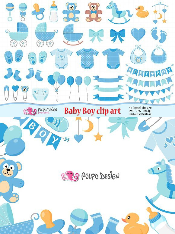Templates  clipart boy Boy Baby Card boy clipart