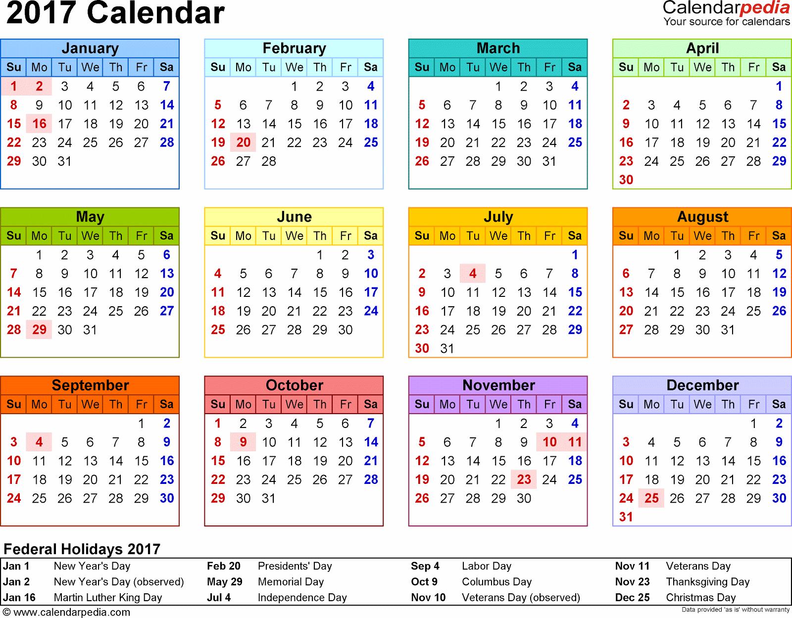 Calendar clipart calendar month Printable Calendar 2017 April Printable