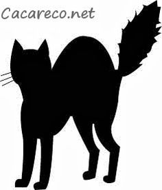 Black Cat clipart creepy Com Template Cravo:  Cat