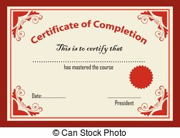 Templates  clipart cert  and Illustrations Certificate illustration