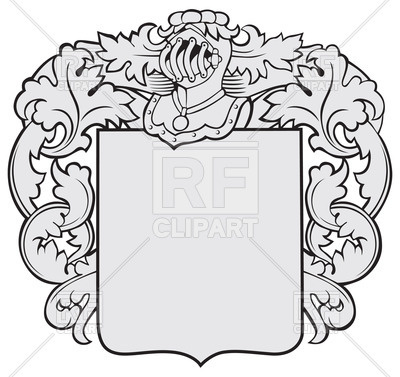 Templates  clipart heraldic Medieval download templates  with