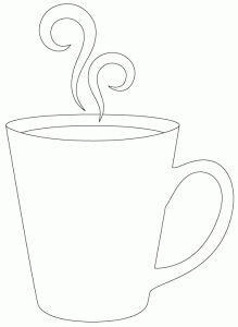 Hot Chocolate clipart steam #2