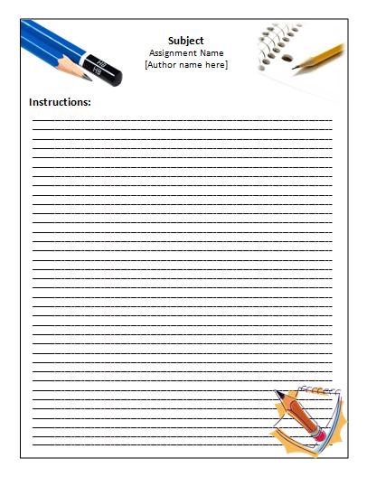 Notebook sheet Notebook journals Page