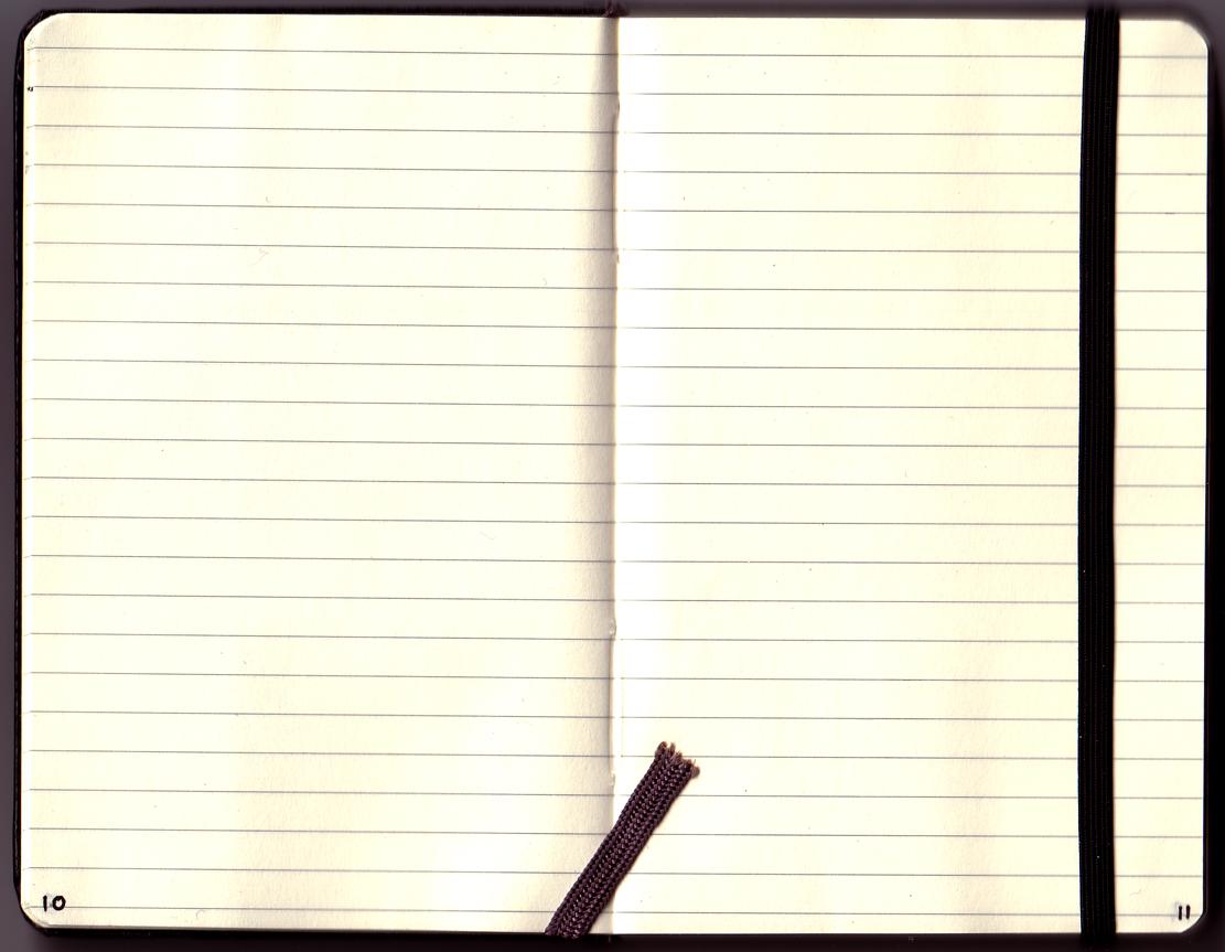 Blank Of Notebook Notebook Notebook