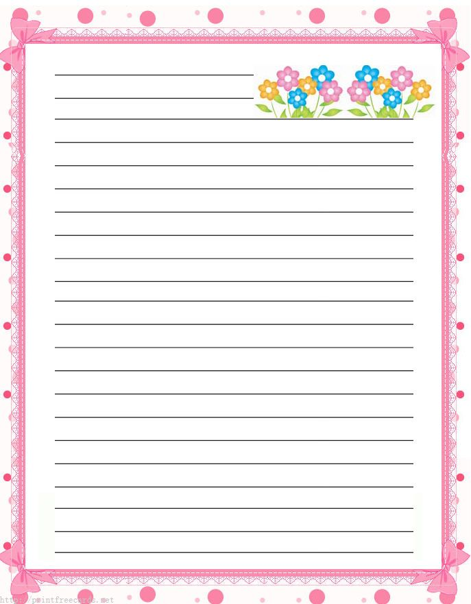 Templates  clipart notebook paper #10