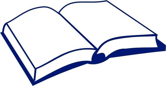 Bobook clipart open bible Vector download for Bible vector