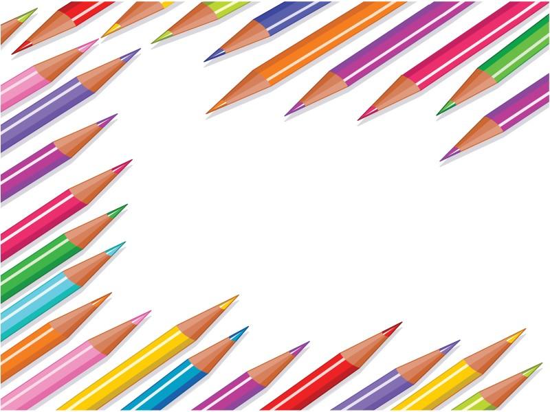 Pencil clipart powerpoint Free Pencils pencil Lead Colorful