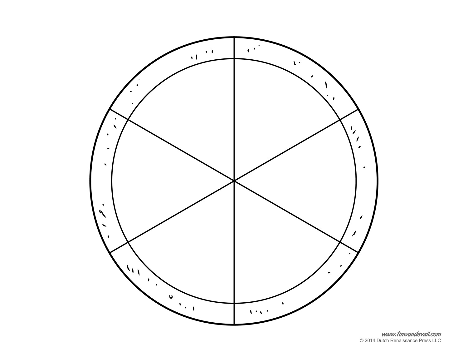 Pizza clipart blank Pizza Template Craft Blank pizza