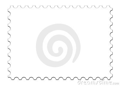 Templates  clipart postal stamp #14