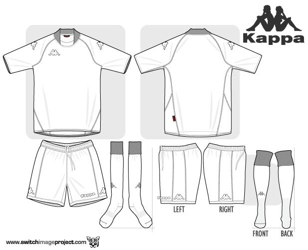 Shirt clipart football kit Blank Clip Shirts Jersey Football